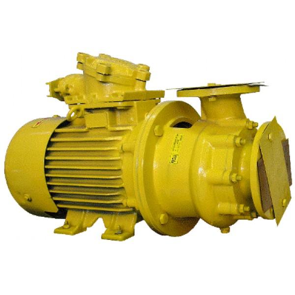 Насос КМ 100-80-170Е (100куб. м/ч;25м;11кВт) с бачком охлаждения, стальн. проточная часть