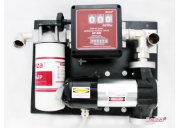Мини ТРК Benza 24-12-80ФР для перекачки дизельного топлива