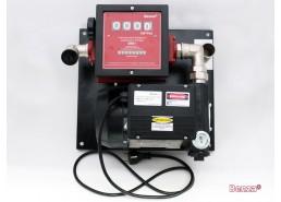 Мини ТРК Benza 24-220-140Р для перекачки дизельного топлива