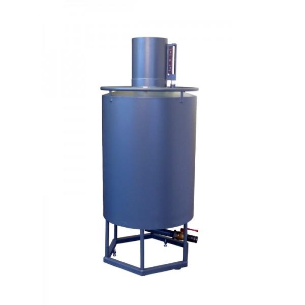 Мерник 2-ого разряда из нержавеющей стали М2Р-100-01П, пеногаситель