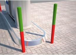 Столбик безопасности (тип 3)