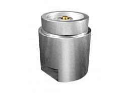Клапан обратный верхней установки (алюминий, Ду40)