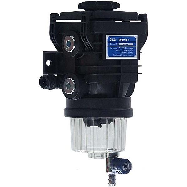 Separ-ЭВО-10 фильтр для дизеля из пластика