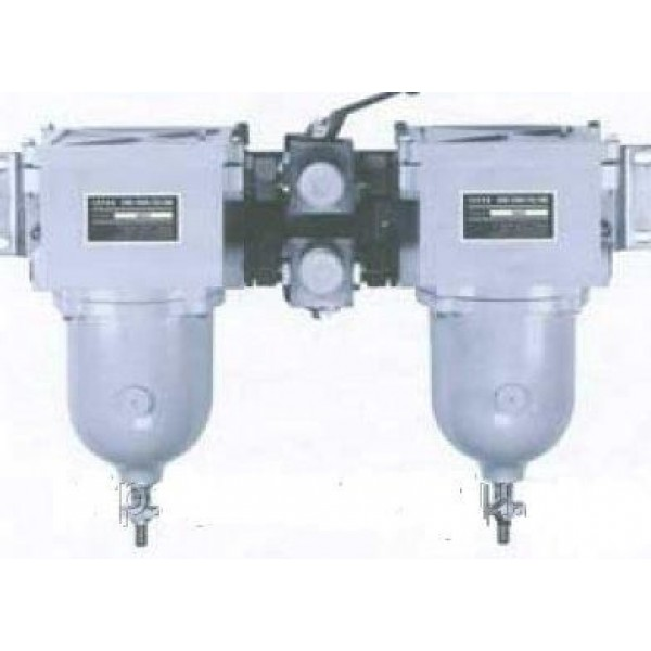 Separ-2000/40/2/МВ (80 л/мин) фильтр для бензина на АЗС