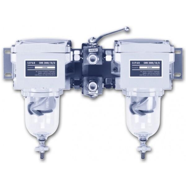 Separ-2000/18UMK для дизеля от 600 л/сил