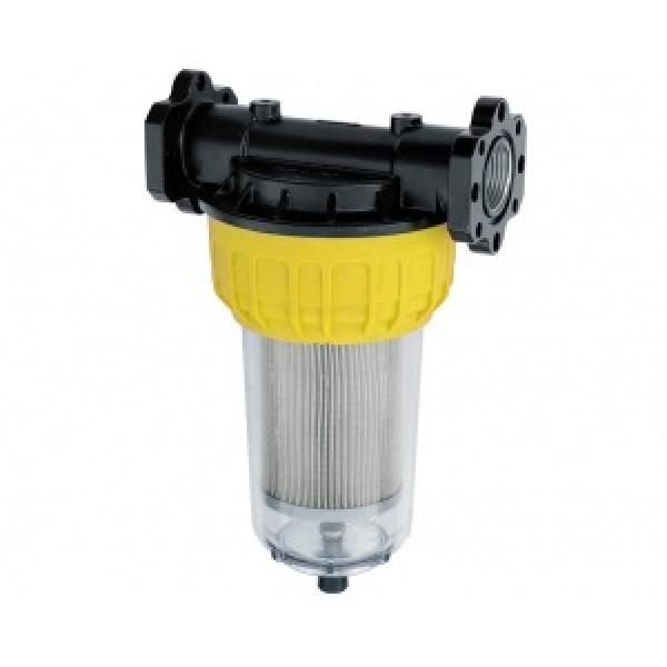 Фильтр 60л/мин тонкой очистки от механических примесей 10 микрон