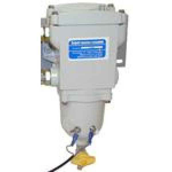 Separ-2000/5МК фильтр с металлической колбой
