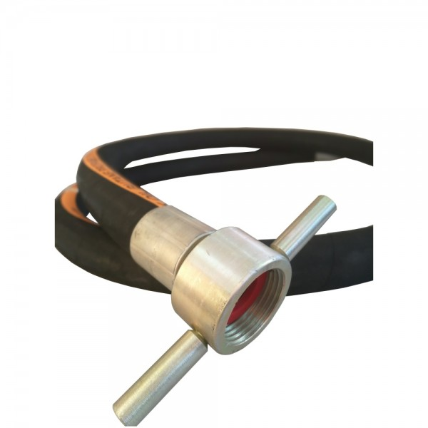 Рукав газовый TrunkOil Butane Propane LPG DN38, L=7м (М60х4L)