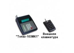 """Миникомпьютер """"Топаз-158"""""""