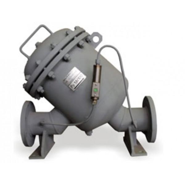 Фильтр ФЖУ-100/1,6 (от 50 мкм, усл. пр. 100 мм, масса 100 кг)