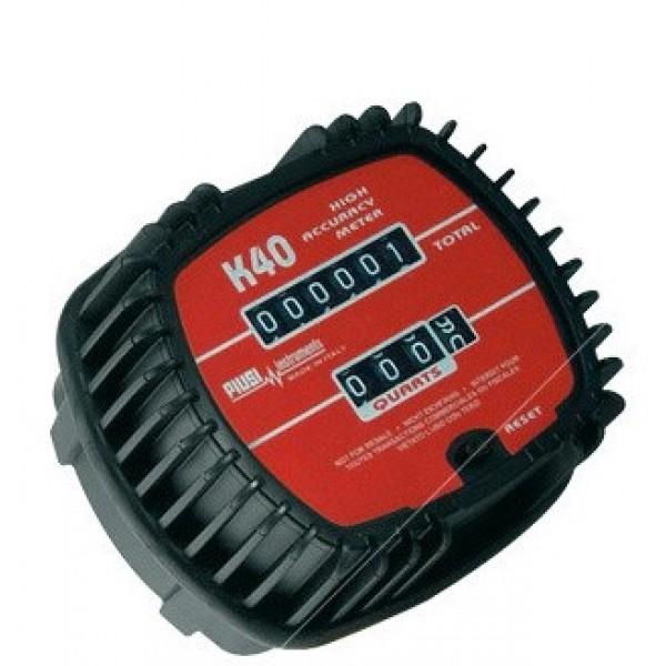 K40 mechanical oil meter QT/NPT