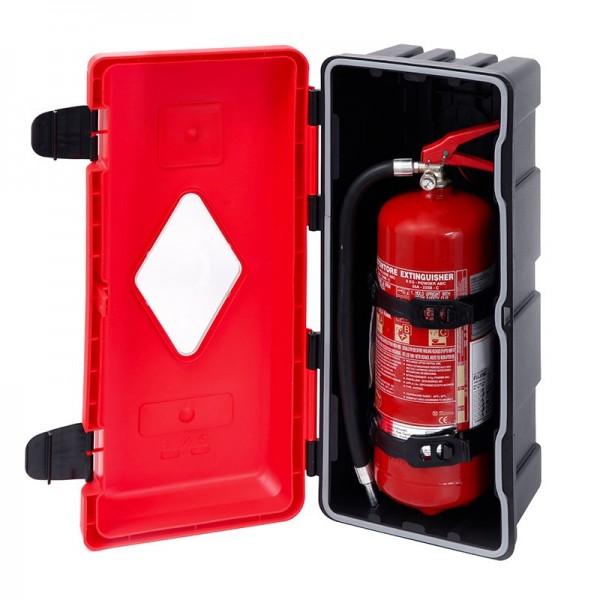 Ящик (пенал,бокс) для огнетушителя