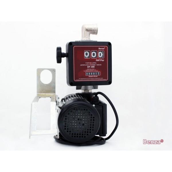 Мобильная ТРК Benza 23-220-77Р для перекачки дизельного топлива