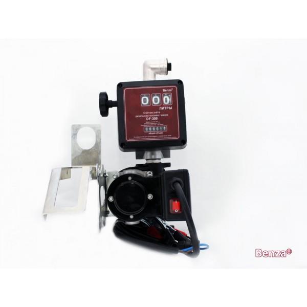 Мобильная ТРК Benza 23-12-80Р для перекачки дизельного топлива