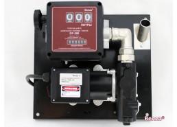 Мини ТРК Benza 24-12-57Р для перекачки дизельного топлива