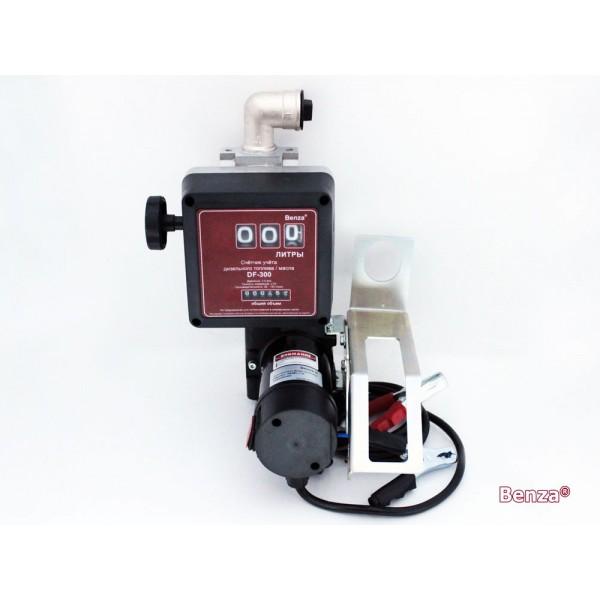 Мобильная ТРК Benza 23-24-40Р для перекачки дизельного топлива