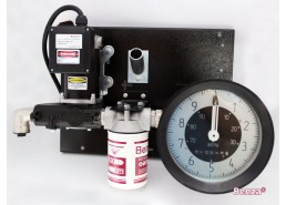 Мини ТРК Benza 24-12-57ППО25Р для перекачки дизельного топлива