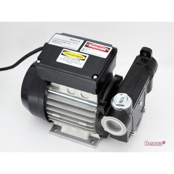 Насос Benza 21-220-60 для перекачки дизельного топлива
