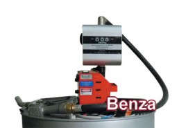 Насос Benza 13-24-10Р для перекачки масла