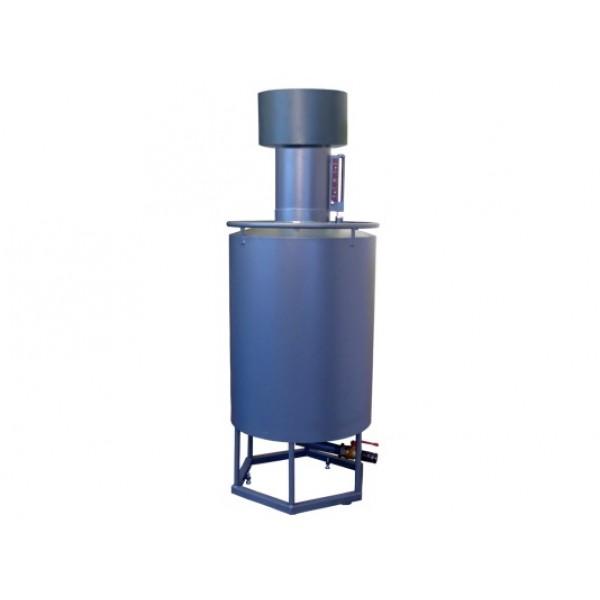 Мерник 2-ого разряда из углеродистой стали М2Р-100-01П, пеногаситель