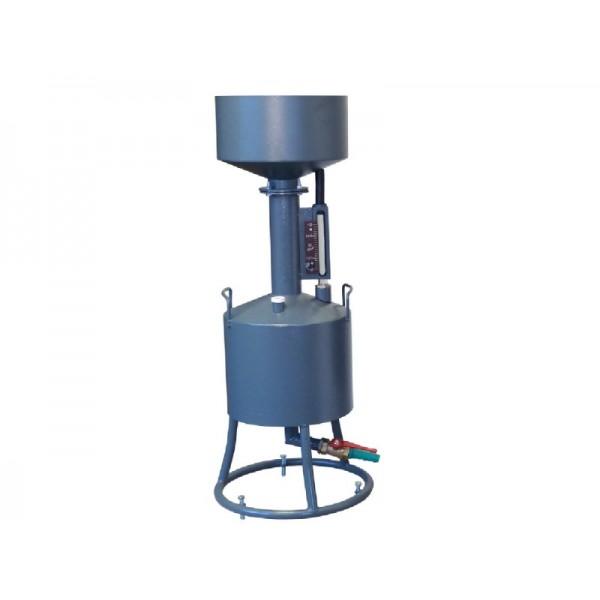 Мерник М2Р-10-01П, пеногаситель, нижний слив