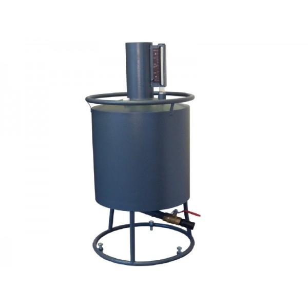 Мерник 2-ого разряда из нержавеющей стали М2Р-50-01, без пеногасителя