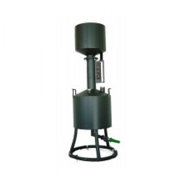 Мерник 2-ого разряда из нержавеющей стали М2Р-50-01П, пеногаситель