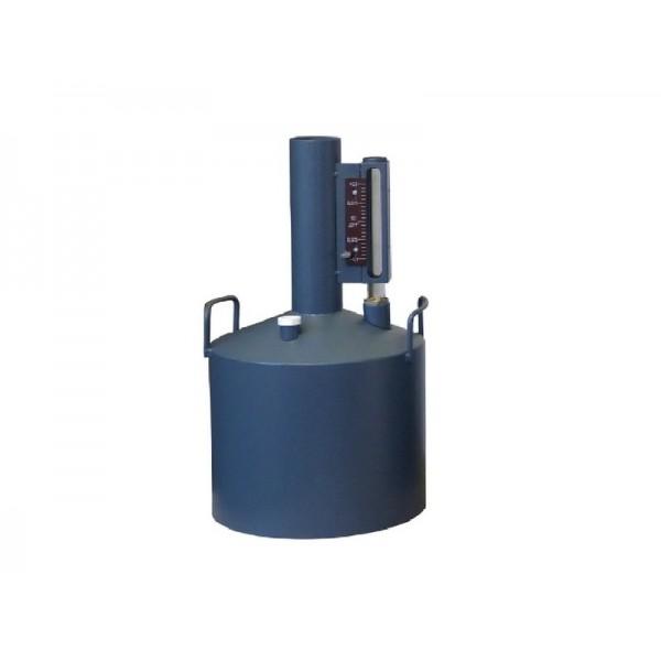Мерник 2-ого разряда М2Р-10-01,без пеногасителя,верхний слив,из углеродистой стали