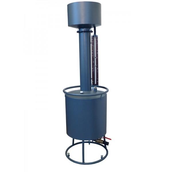 Мерник 2-ого разряда из нержавеющей стали М2Р-50-СШ, пеногаситель, спецшкала